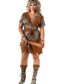 Cavewoman Plus Size Costume, halloween costume (Cavewoman Plus Size Costume)