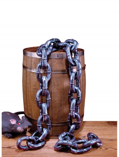 Chain Link Rope Accessory, halloween costume (Chain Link Rope Accessory)