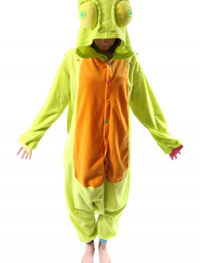 Chameleon Pajama Costume, halloween costume (Chameleon Pajama Costume)