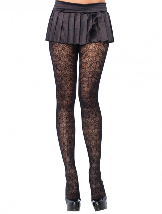 Chandelier Lace Pantyhose, halloween costume (Chandelier Lace Pantyhose)