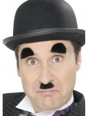Charlie Chaplin Mustache and Eyebrows, halloween costume (Charlie Chaplin Mustache and Eyebrows)