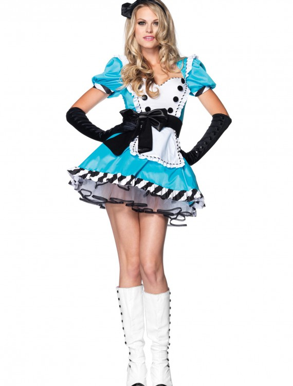 Charming Alice Costume, halloween costume (Charming Alice Costume)