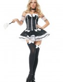 Charming Chambermaid Costume, halloween costume (Charming Chambermaid Costume)