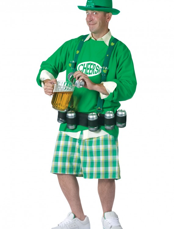 Cheers and Beers Costume, halloween costume (Cheers and Beers Costume)