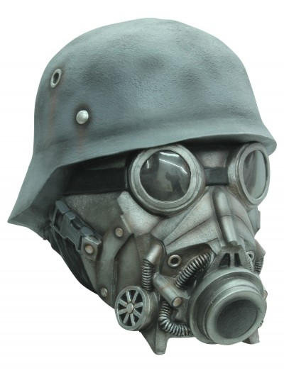 Chemical Warfare Mask, halloween costume (Chemical Warfare Mask)