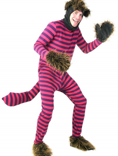 Cheshire Cat Adult Costume, halloween costume (Cheshire Cat Adult Costume)
