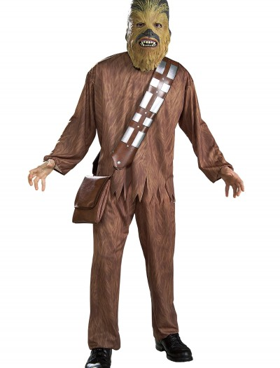 Chewbacca Adult Costume, halloween costume (Chewbacca Adult Costume)
