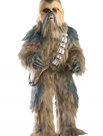 Chewbacca Costume Authentic Replica, halloween costume (Chewbacca Costume Authentic Replica)