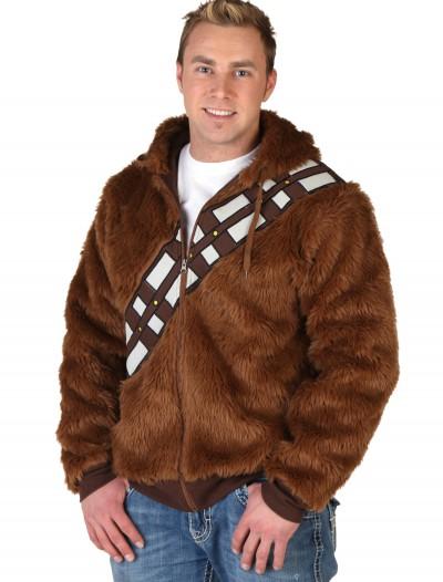 Chewbacca Costume Hoodie, halloween costume (Chewbacca Costume Hoodie)