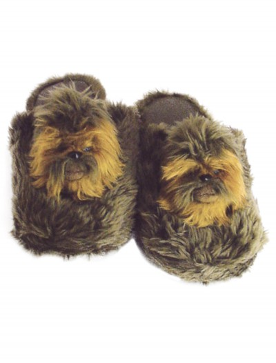 Chewbacca Slippers, halloween costume (Chewbacca Slippers)