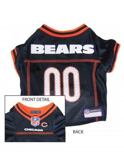 Chicago Bears Dog Mesh Jersey, halloween costume (Chicago Bears Dog Mesh Jersey)