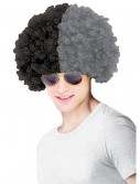 Chicago White Sox Wig, halloween costume (Chicago White Sox Wig)