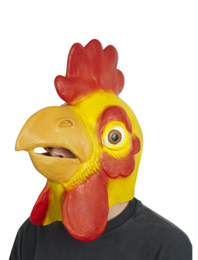 Chicken Head Mask, halloween costume (Chicken Head Mask)