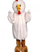 Chicken Mascot Costume, halloween costume (Chicken Mascot Costume)