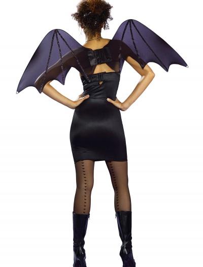 Chiffon Bat Wings, halloween costume (Chiffon Bat Wings)