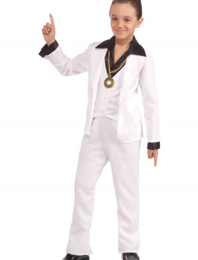 Child 70s Disco Fever Costume, halloween costume (Child 70s Disco Fever Costume)