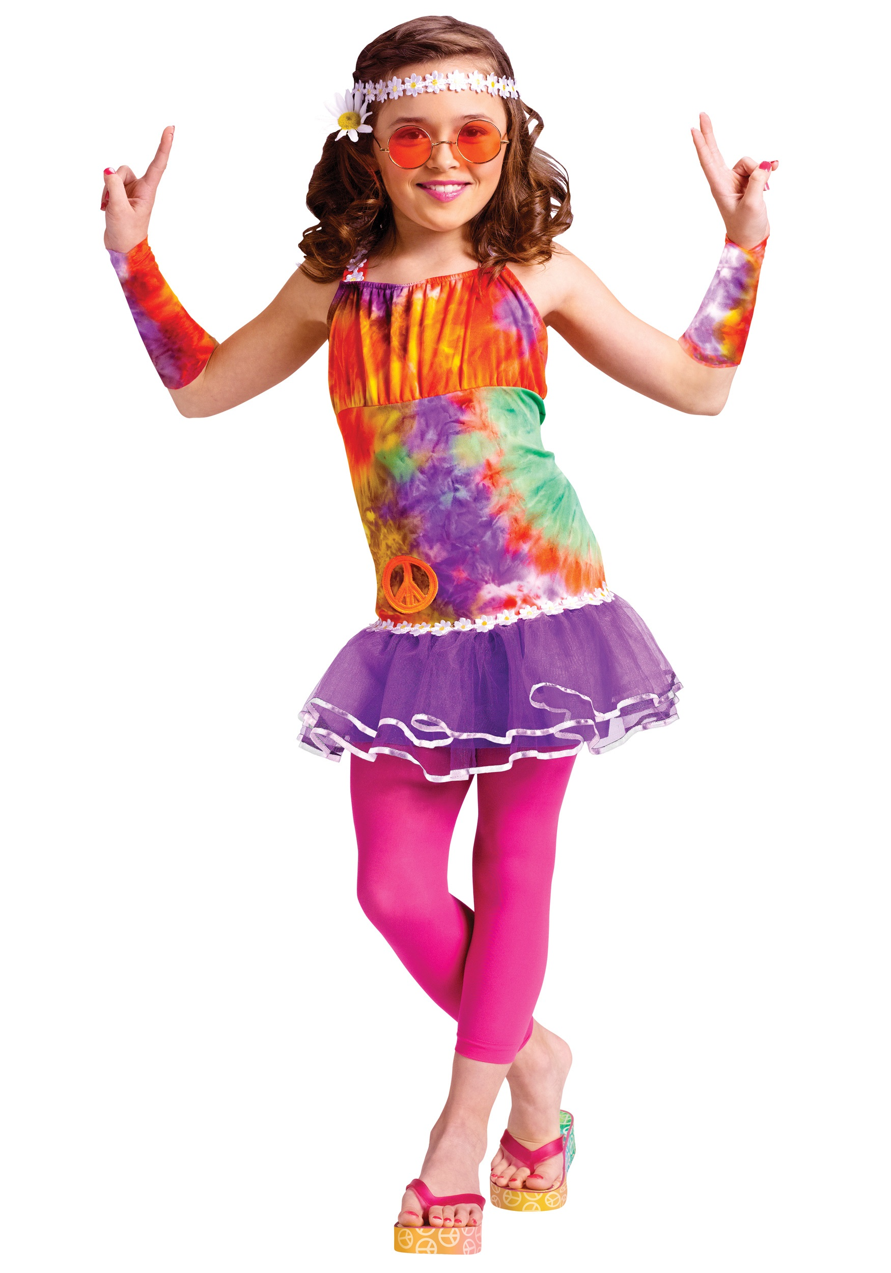 Child Age of Aquarius Costume  sc 1 st  Halloween Costumes : 60s costumes for girls  - Germanpascual.Com