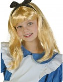 Child Alice Wig, halloween costume (Child Alice Wig)