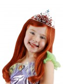 Child Ariel Tiara, halloween costume (Child Ariel Tiara)