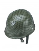 Child Army Helmet, halloween costume (Child Army Helmet)