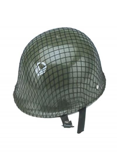 Child Army Helmet, halloween costume (Child Army Helmet)