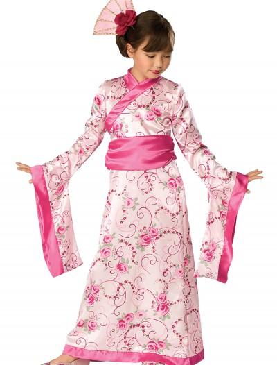 Child Asian Princess Costume, halloween costume (Child Asian Princess Costume)