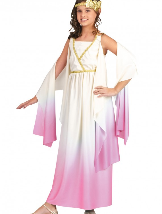 Child Athena Goddess Costume, halloween costume (Child Athena Goddess Costume)