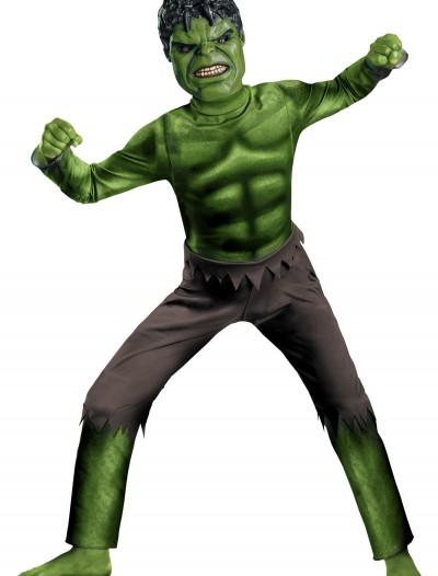 Child Avengers Hulk Costume, halloween costume (Child Avengers Hulk Costume)