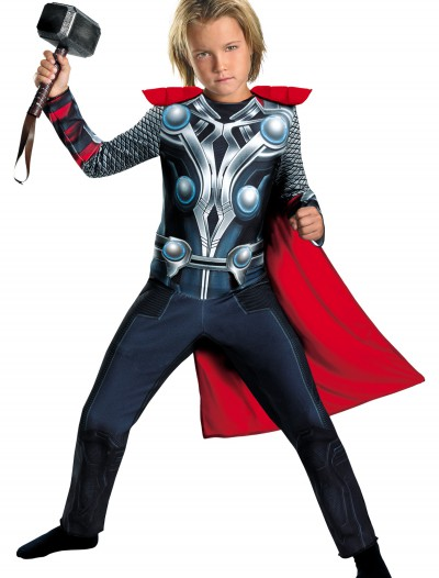 Child Avengers Thor Costume, halloween costume (Child Avengers Thor Costume)