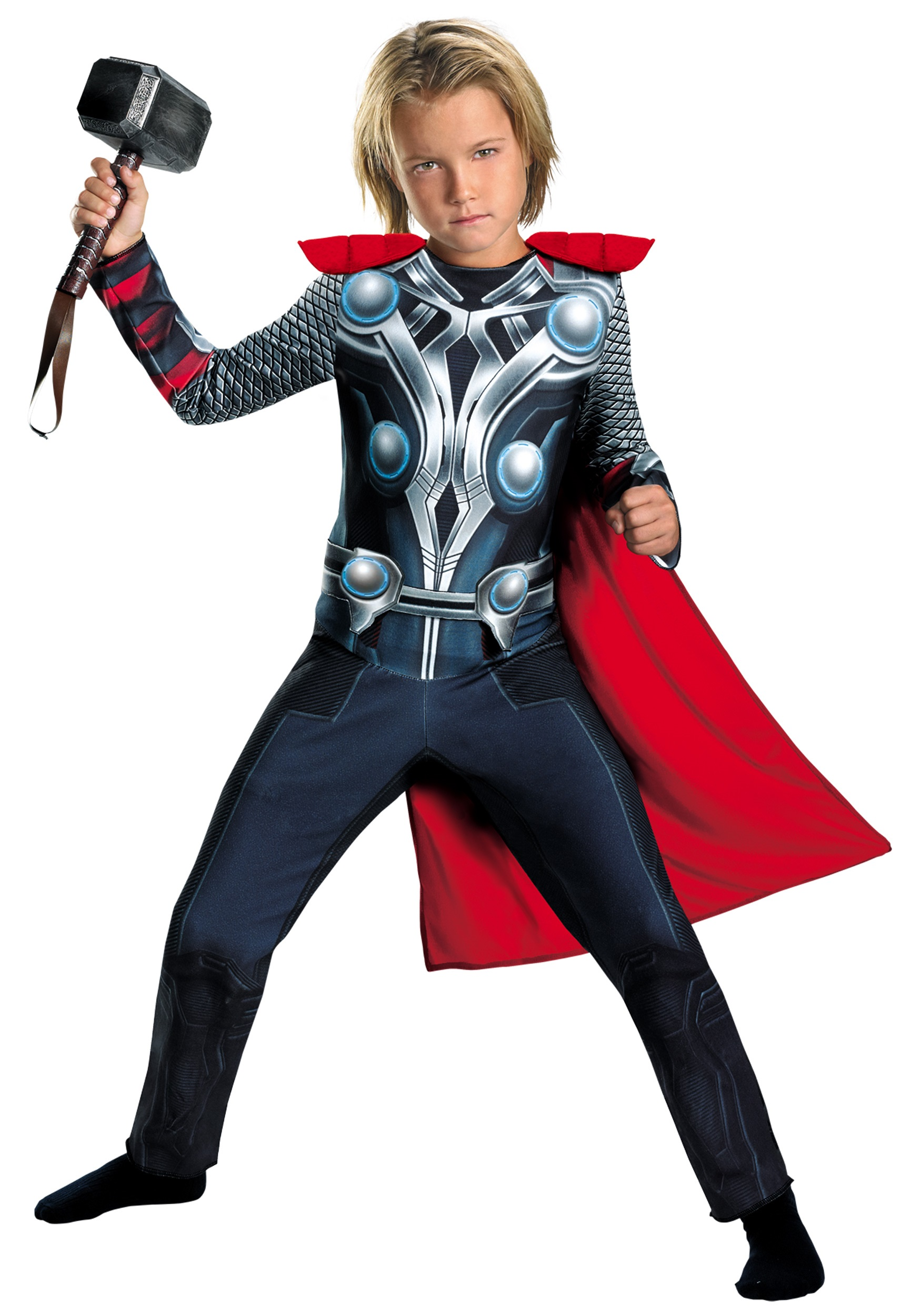Child Avengers Thor Costume  sc 1 st  Halloween Costumes & Child Avengers Thor Costume - Halloween Costumes