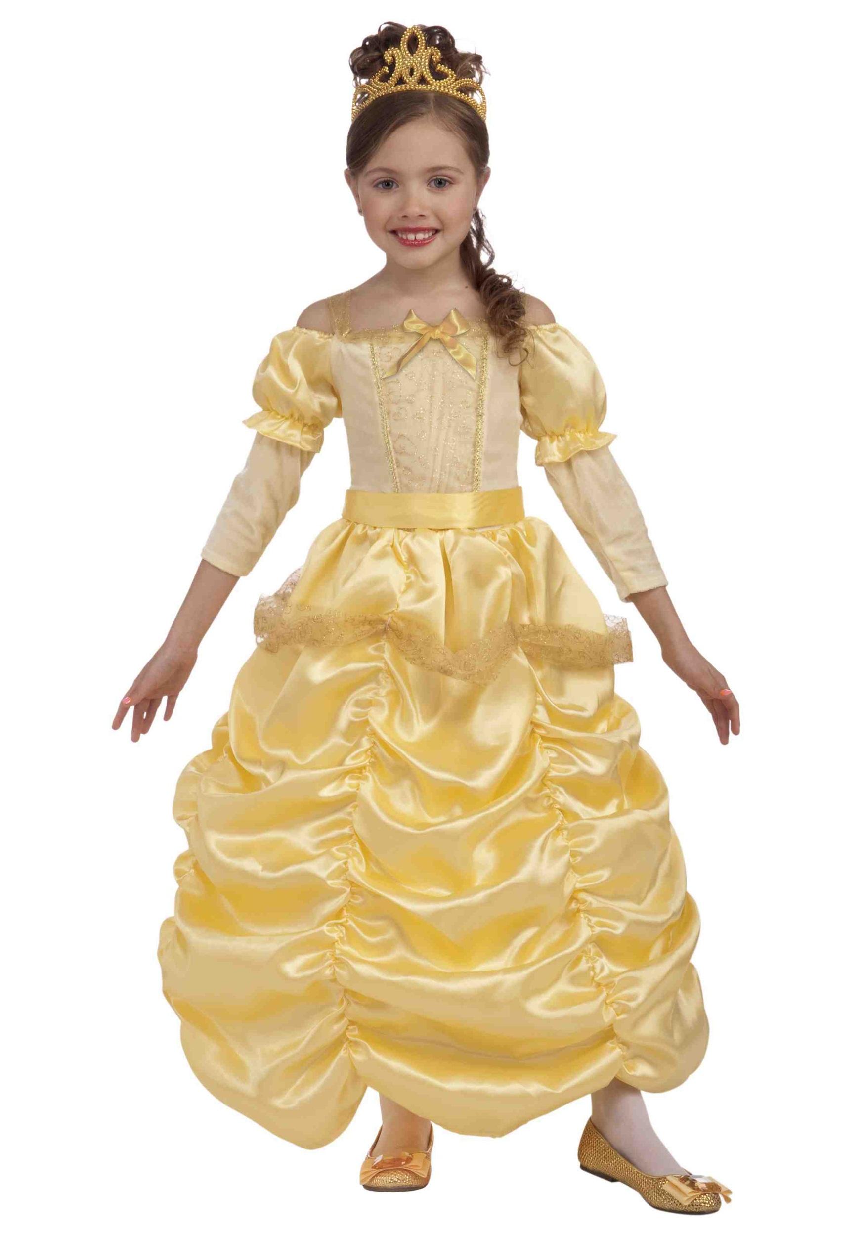 Child Beautiful Princess Costume Halloween Costumes