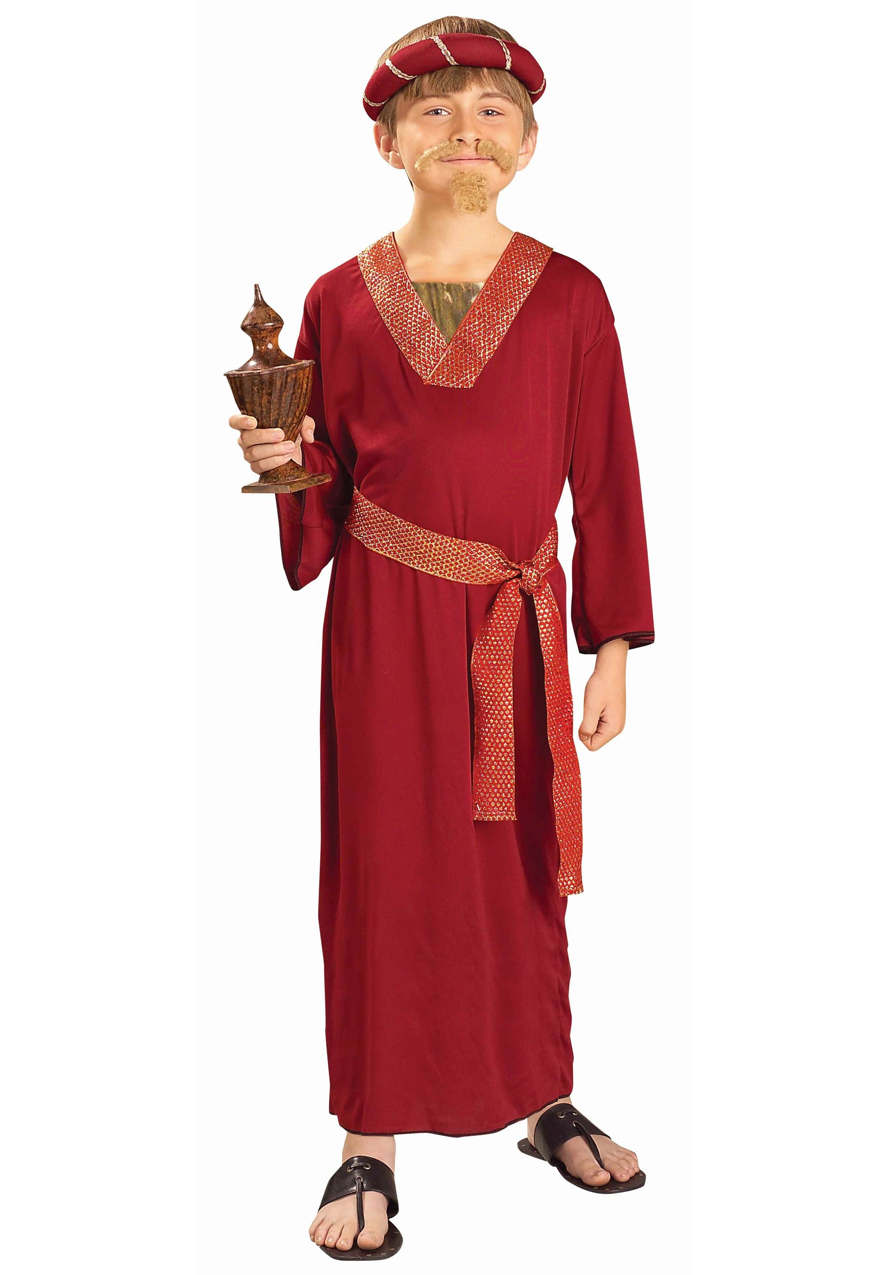 Child Biblical Wiseman Costume  sc 1 st  Halloween Costumes & Child Biblical Wiseman Costume - Halloween Costumes