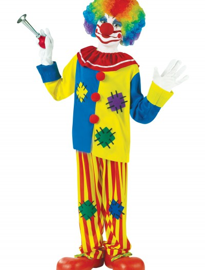 Child Big Top Clown Costume, halloween costume (Child Big Top Clown Costume)