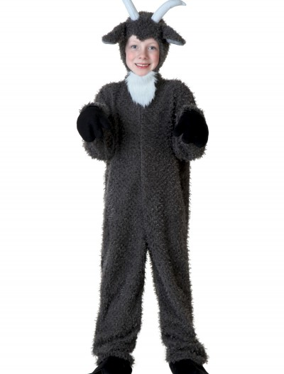 Child Billy Goat Costume, halloween costume (Child Billy Goat Costume)