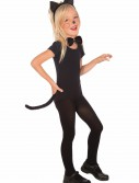Child Black Cat Kit, halloween costume (Child Black Cat Kit)