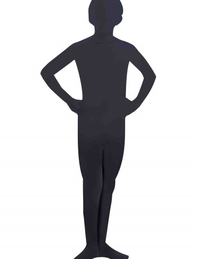 Child Black Skin Suit, halloween costume (Child Black Skin Suit)