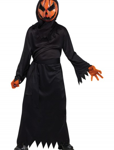 Child Bleeding Evil Pumpkin Costume, halloween costume (Child Bleeding Evil Pumpkin Costume)