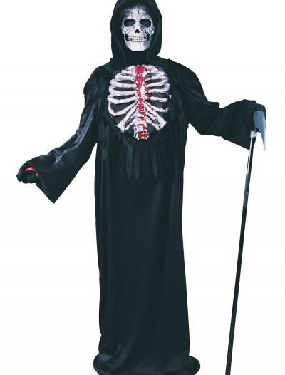Child Bleeding Skeleton Costume, halloween costume (Child Bleeding Skeleton Costume)