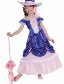 Child Blossom Southern Belle Costume, halloween costume (Child Blossom Southern Belle Costume)
