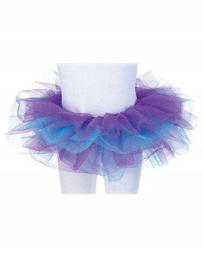 Child Blue and Purple Tutu, halloween costume (Child Blue and Purple Tutu)