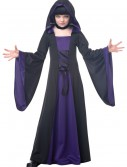 Child Purple Hooded Robe, halloween costume (Child Purple Hooded Robe)