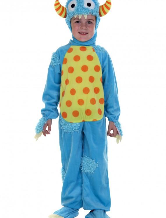 Child Blue Mini Monster Costume, halloween costume (Child Blue Mini Monster Costume)