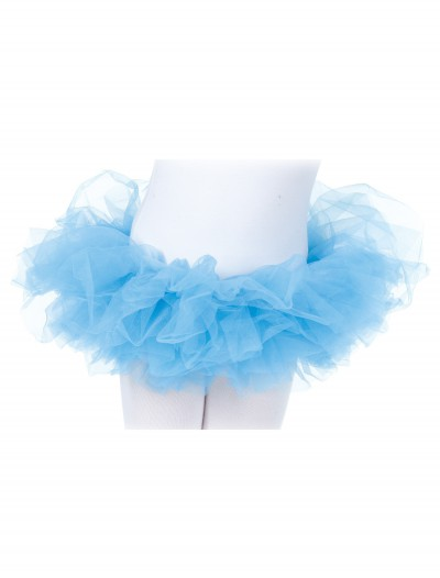 Child Blue Tutu, halloween costume (Child Blue Tutu)