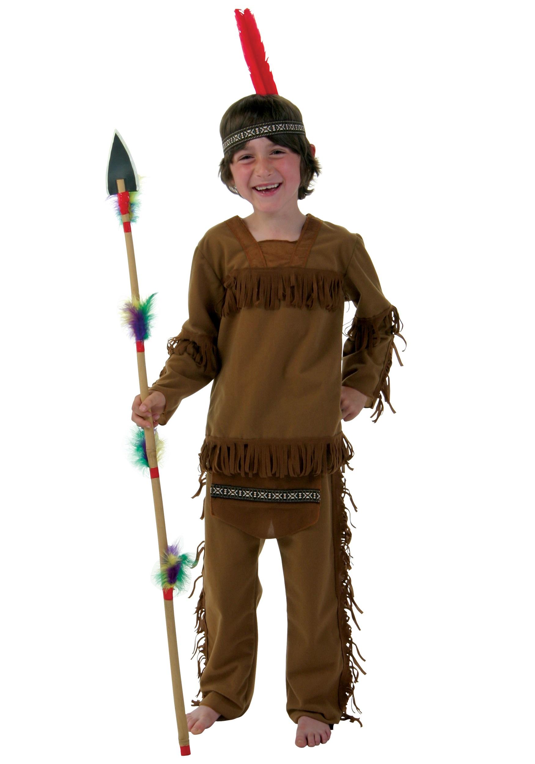 Child Boy Indian Costume  sc 1 st  Halloween Costumes & Child Boy Indian Costume - Halloween Costumes