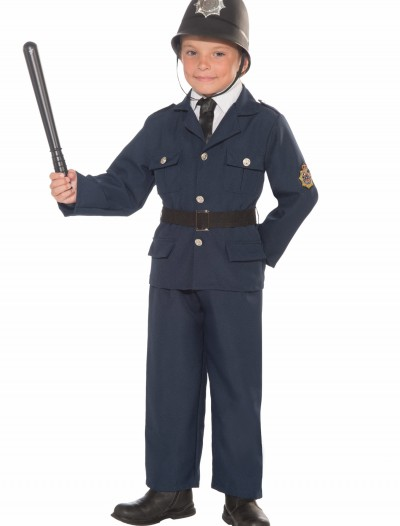 Child Keystone Cop Costume, halloween costume (Child Keystone Cop Costume)