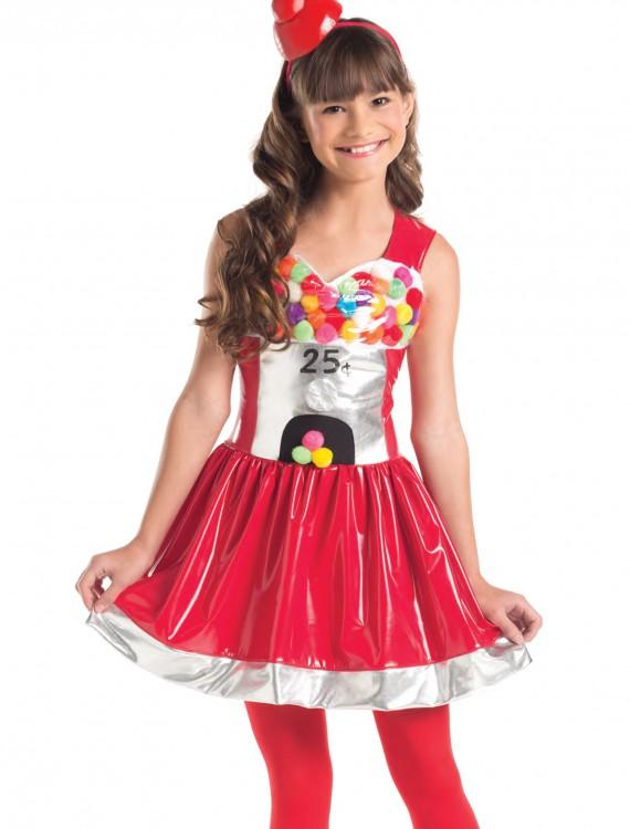 Child Bubblegum Cutie Costume, halloween costume (Child Bubblegum Cutie Costume)
