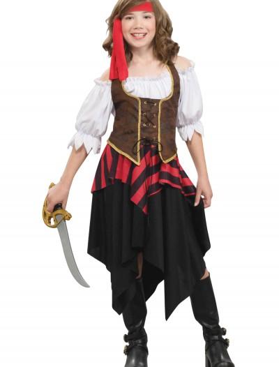 Child Buccaneer Sweetie Costume, halloween costume (Child Buccaneer Sweetie Costume)