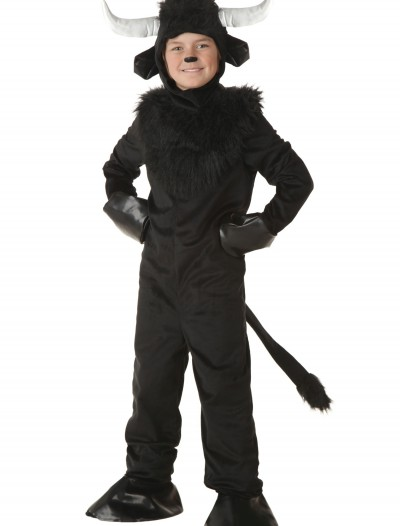 Child Bull Costume, halloween costume (Child Bull Costume)