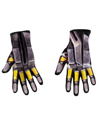 Child Bumblebee Gloves, halloween costume (Child Bumblebee Gloves)