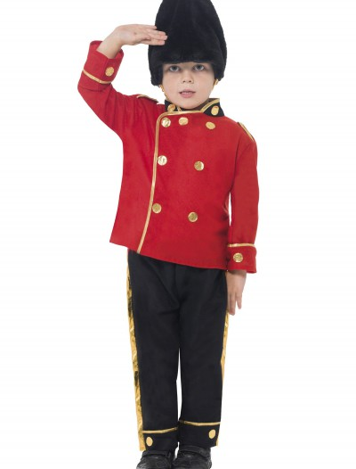 Child Busby Guard Costume, halloween costume (Child Busby Guard Costume)
